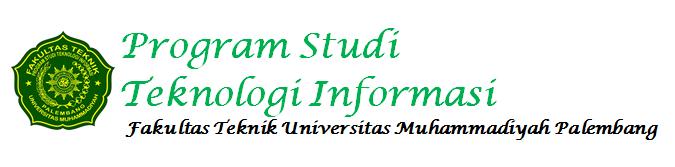 Program Studi Teknologi Informasi